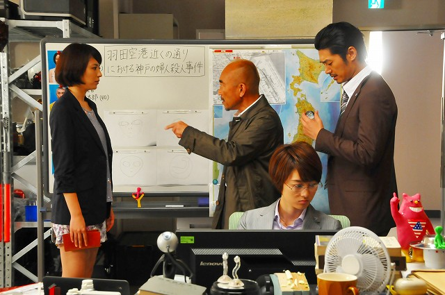 Episode 2 - UFO's Case Aired on 2013.10.18 credit image: TV-Asahi
